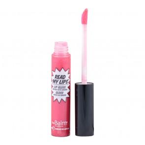 The Balm  Read My Lips Lip Gloss Lips