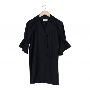 I.K.Y.K Black Outerwear