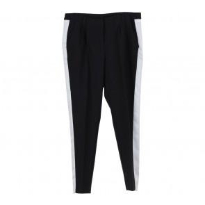 Asos Black With White Trim Pants