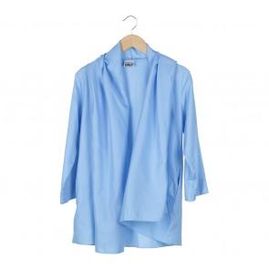 Ria Miranda Blue Outerwear