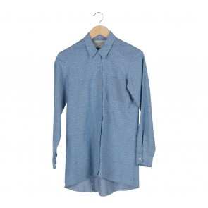 Meisje by Tantri Blue Shirt
