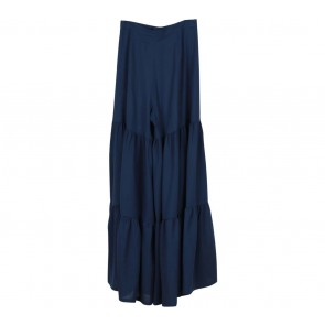 Sapto Djojokartiko Dark Blue Balloney Pants
