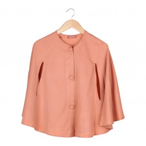 Treimee Peach Blouse