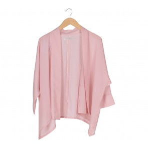 Cotton Ink Pink Cardigan
