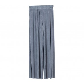 The Editor´s Market Silver Pleated Pants