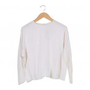 Alexander Wang White Blouse