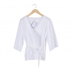 I.K.Y.K White Kimono Blouse