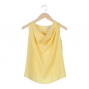CahAyu Yellow Sleeveless