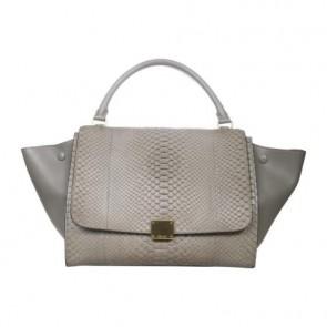 Cline Grey Tote Bag