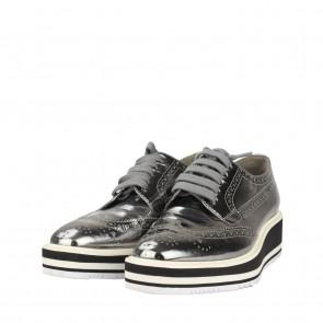 Prada Grey Sneakers