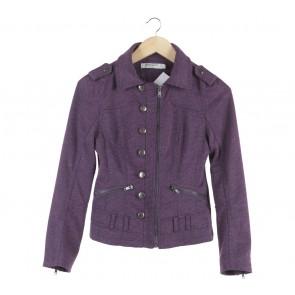 Blockout Purple Jaket