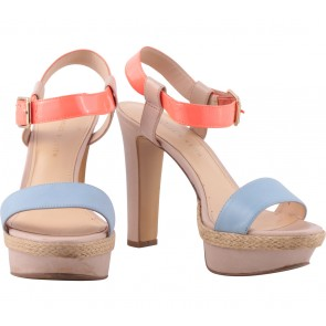 Charles and Keith Cream Heels