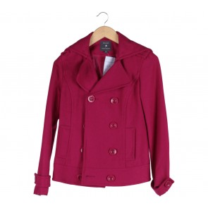 Forever 21 Pink Coat