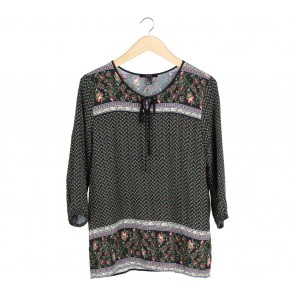 Forever 21 Multi Colour Blouse