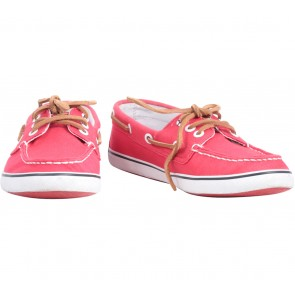 Sperry Red Quest Rhythm Sneakers