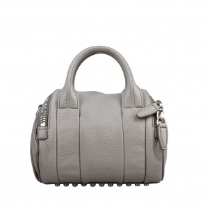 Alexander Wang Grey Mini Rockie Tote Bag