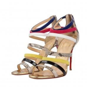 Christian Louboutin Grey Sandals