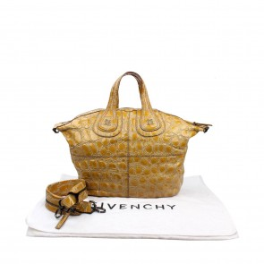 Givenchy Yellow Tote Bag