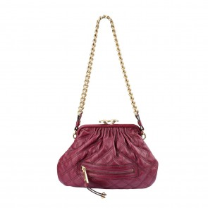 Marc By Marc Jacobs Red Little Stam Shoulder Bag