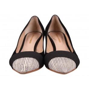 Peter Pilotto X Nicholas Kirkwood Black Heels