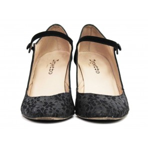 Repetto Black Heels