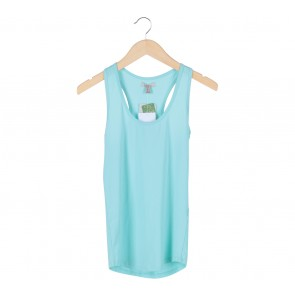 Zara Blue Sleeveless
