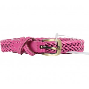 Penshoppe Pink Braided  Belt