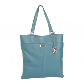 Cole Hann Blue Tote Bag