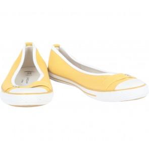 Longchamp Yellow Flats