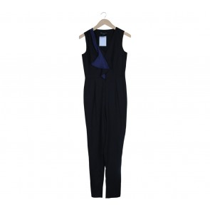 Armani Exchange Black Jumpsuit