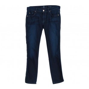 7 For All Mankind Blue Jeans Pants