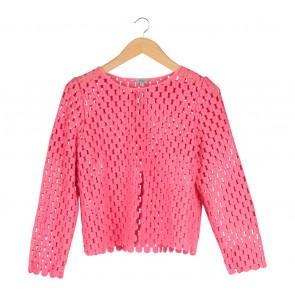 Hoss Pink Cardigan