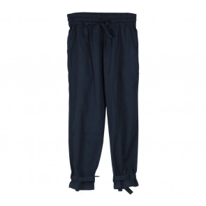 Cotton Ink Dark Blue Pants