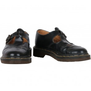 DRMARTENS Black Maryjane Boots