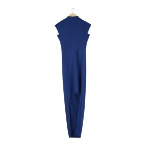 Michi Calica Blue Long Dress