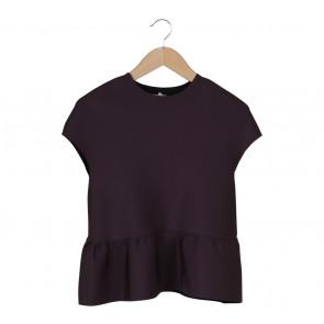 H&M Purple Blouse