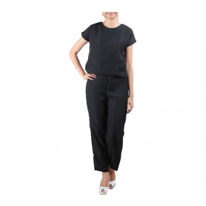 Tinkerlust Black Layer Jumpsuit