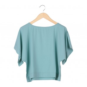 Tinkerlust Green Blouse