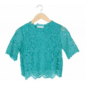 Tinkerlust Tosca Lace Blouse