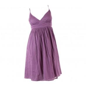 Zara Purple Baby Doll Mini Dress