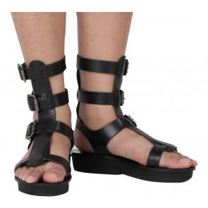 Steve Madden Black Sandals