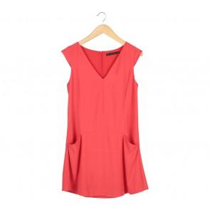 Zara Pink Mini Dress