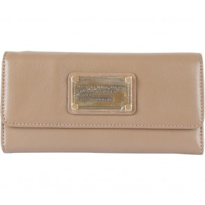 Marc Jacobs Brown Wallet