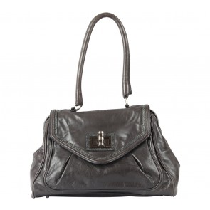 Mimco Dark Grey Shoulder Bag