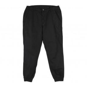Tosavica Black Jogger Pants