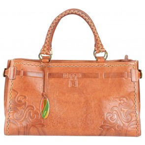 Bonia Brown Handbag