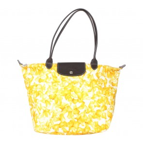 Longchamp Yellow Tote Bag
