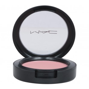 MAC  Pinch O Peach Satin Powder Blush Faces