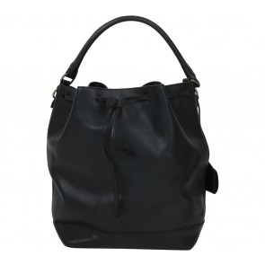 Madewell Black Bucket Sling Bag