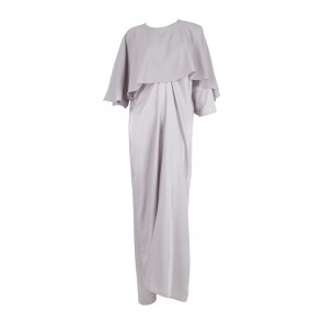 Sirin Grey Maxmara Premium Long Dress